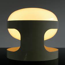 Kartell Table Lamp White Kd27 Joe Colombo Kartell Table Lamp