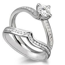 engagement wedding rings wedding and engagement ring set wedding corners
