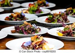 cuisine preparation wedding preparation and food service wedding preperation stock