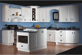 painted blue kitchen cabinets white and blue kitchen ideas kitchen and decor
