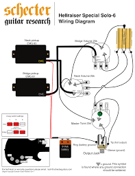 schecter wiring diagrams schecter guitar diamond series xwgjsc com