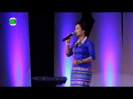 myanmar traditional dress u0026 costume show in yangon youtube