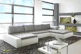 décoration canapé canape canape cuir noir et blanc canapac beau deco salon avec