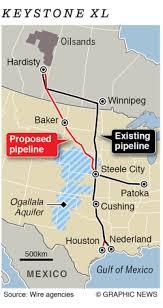 keystone xl pipeline map trudeau cabinet calls s keystone xl decision moment