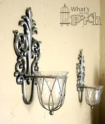 Silver Wall Sconce Candle Holder Silver Wall Sconce Candle Holder Silver Candle Holder Wall Sconces
