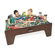 imaginarium metro line train table amazon imaginarium mountain rock train table amazon ca toys games