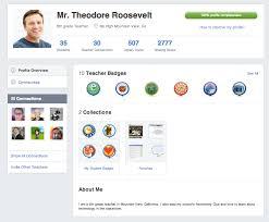 edmodo teacher edmodo features updated teacher and student profiles