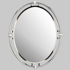 Black Oval Bathroom Mirror The Best Oval Mirrors For Your Bathroom Decor Snob Oval Bathroom