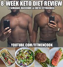 fit men cook finally got my 8 week keto diet review facebook