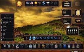 winstep desktop themes