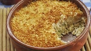 cuisiner lieu noir parmentier de lieu noir et chou fleur gratiné recette par try this