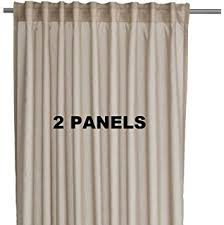 Ritva Curtain Review Amazon Com Ikea Thin Curtains 1 Pair White Home U0026 Kitchen