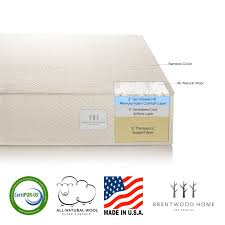 brentwood home mattress reviews memory foam doctor