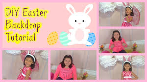 easter backdrops diy easter backdrop