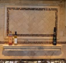 kitchen colorado springs custom and model home interior design decorative tile box with tile spice shelf