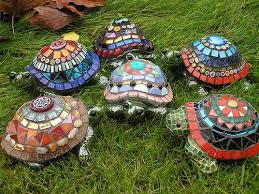 15 diy how to make your backyard awesome ideas 1 mosaics turtle
