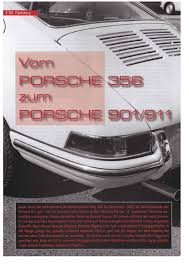 porsche 901 prototype porsche 901 prototype classic motors mag 01 2009 deutsch