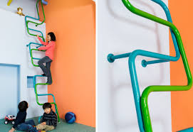 Lego Furniture For Kids Rooms by Colorful Modern Interior Ladders For Kids Design Milk