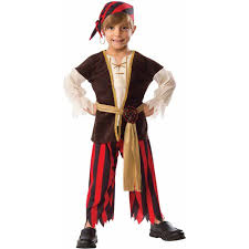 Walmart Halloween Costumes Toddlers Pirate Matey Toddler Halloween Dress Role Play Costume