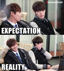 Lee Min Ho Memes - they are just too cute lee min ho and kim woo bin kdrama