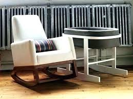 Padded Rocking Chairs For Nursery Padded Rocking Chairs For Nursery Fabric Rocking Chairs Image Of