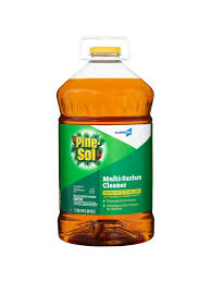 can i use pine sol to clean wood kitchen cabinets pine sol original cleaner pine scent 144 oz bottle office