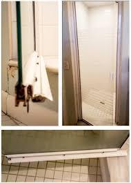 Shower Door Drip Shower Door Sweep Drip Rail Cap Rail Swisco