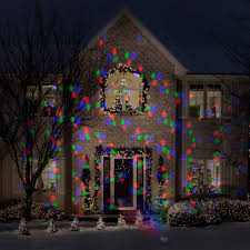 Best Halloween Light Show Christmas Lights Projected Onto House House Best Art