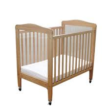 Folding Mini Crib by Hotel Crib Motel Cribs