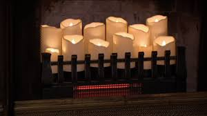 Infrared Heater Fireplace by Duraflame Infrared Quartz Heater Fireplace Insert On Qvc Youtube