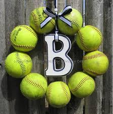 best 25 softball decorations ideas on softball crafts