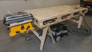 Work Bench Table The Paulk Workbench A Sketchup Story Sketchup Blog
