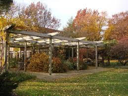 trellis entrance chadwick arboretum u0026 learning gardens