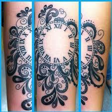 Feminine Clock - my reminder that i m on god s clock godstime paisley
