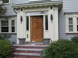 wood front doors for homes