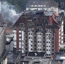 Bergmannsheil Bochum Haus 3 Brand In Bochum Patient Wollte Sich Mit Laken Vor Flammen Retten Welt