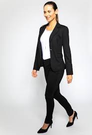 womens casual the essential work casual black blazer for robin b