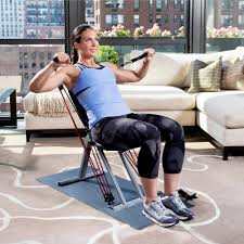 weider bungee bench total body workout system walmart com