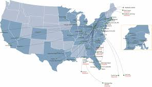 Phoenix Airport Gate Map by My Best Guess On What Will Happen To Americans Hubs Postmerger