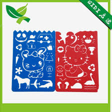 drawing stencil template animal stencil for kids buy drawing