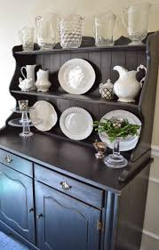 Kitchen Hutch Furniture Best 25 Vintage Hutch Ideas On Pinterest Hutch Makeover
