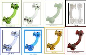 glass cabinet pulls handles 2 depression crystal bridge handle pulls our original premium