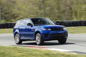 land rover sports car land rover range rover sport svr specs 2015 2016 2017