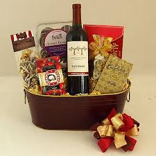 Wine And Chocolate Gift Basket Celebration Gift Baskets Send The Best Of The Northwest 58