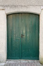 door wooden door green painted 00015 free images for textures