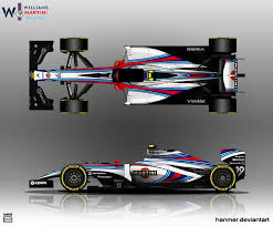 martini design williams martini racing 2014 by hanmer on deviantart