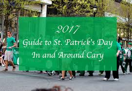 2017 guide to st patrick u0027s day in cary u2013 carycitizen