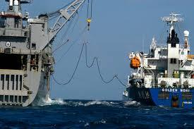Us Flagged Merchant Ships File Us Navy 071213 N 9033b 005 Merchant Vessel Golden Nori