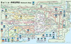 Tokyo Metro English Map by Japan Urban Transport Compilation Page 328 Skyscrapercity