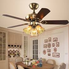 ceiling fans antique bronze buy brass ceiling fan and get free shipping on aliexpress com